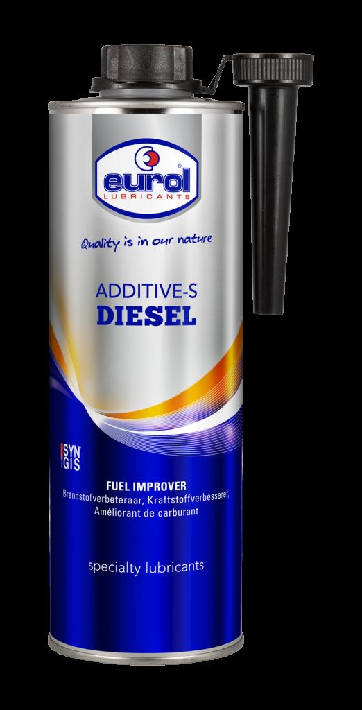 Dodatek Eurol-S Diesel